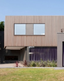 thermowood gevel vernis
